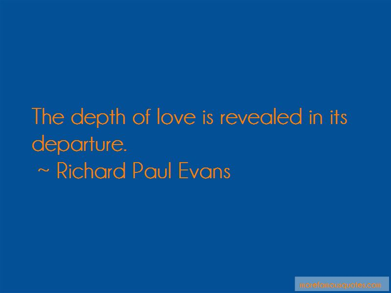 Quotes About Departure Love Top 19 Departure Love Quotes From Famous Authors