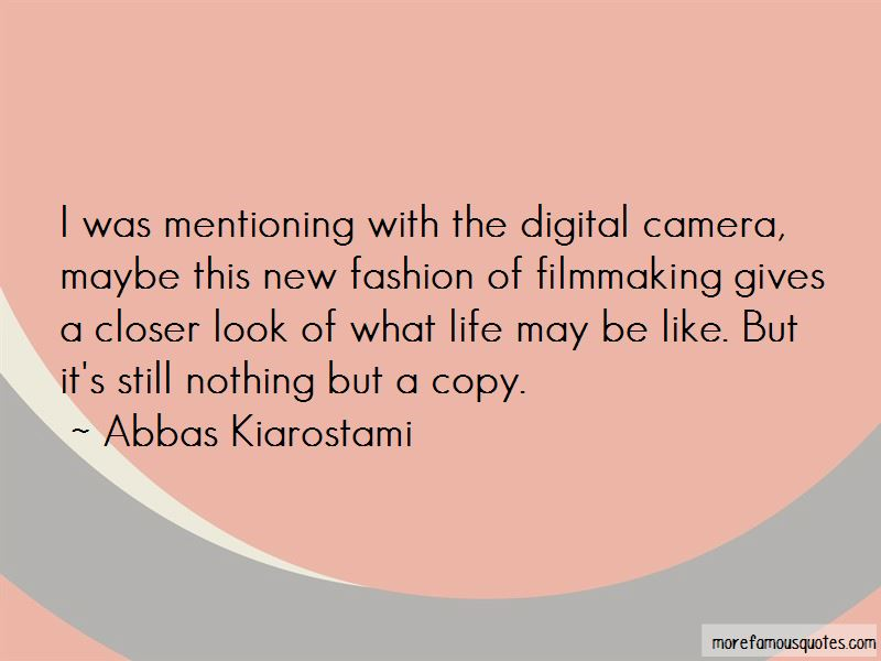 Digital Filmmaking Quotes Pictures 4