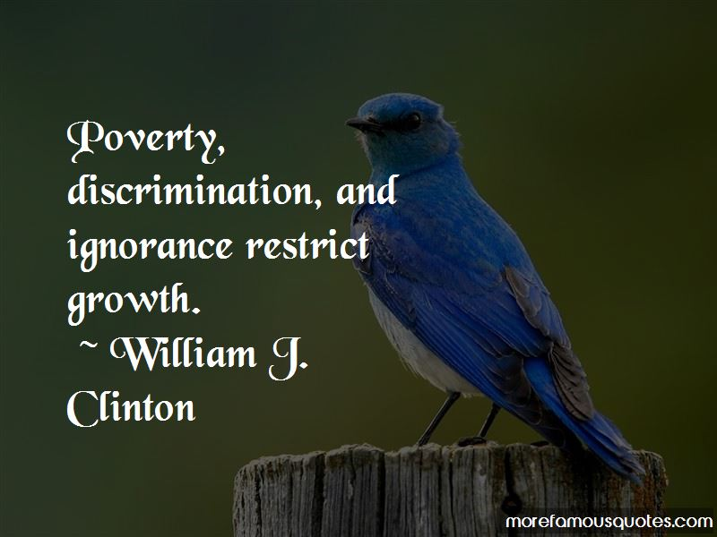 Quotes About Discrimination And Ignorance