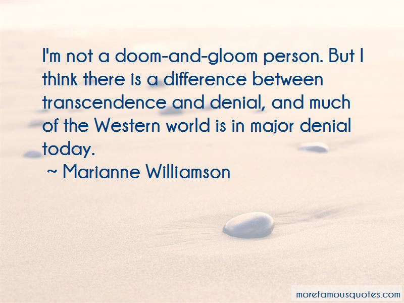 Quotes About Doom And Gloom