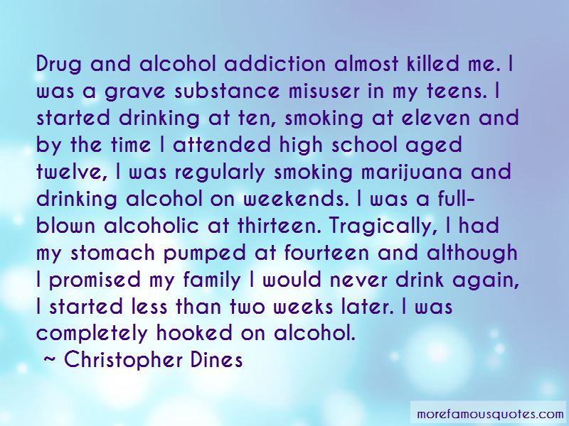 Drug Addiction Family Quotes Pictures 3