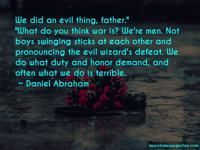 Quotes About Duty And Honor
