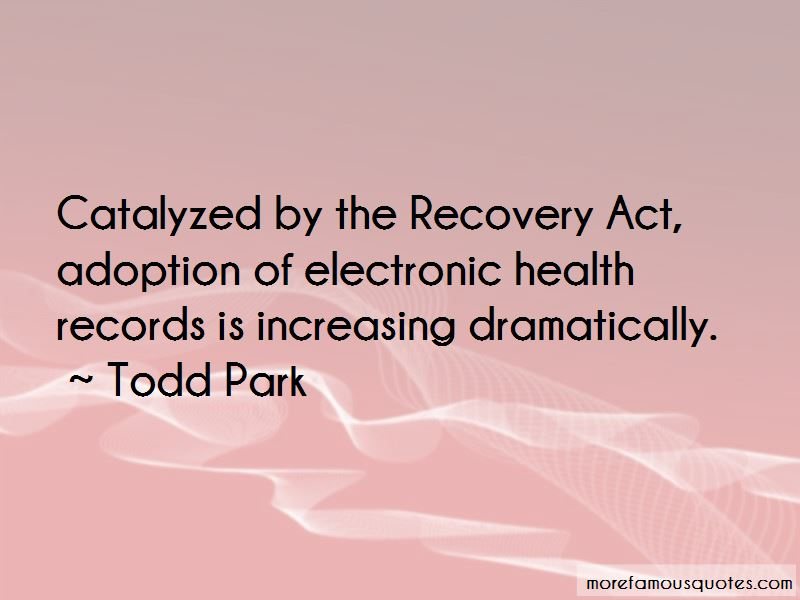 Quotes About Electronic Health Records