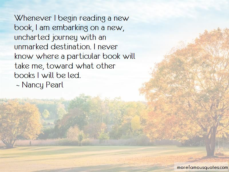 Quotes About Embarking On A New Journey