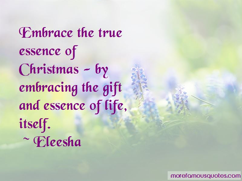 Essence Of Christmas Quotes Pictures 3