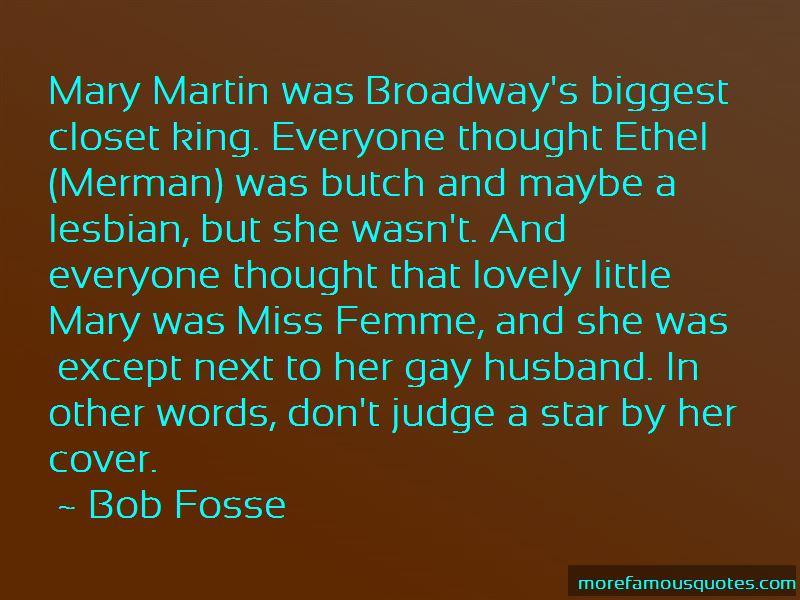 Ethel Merman Quotes Pictures 3