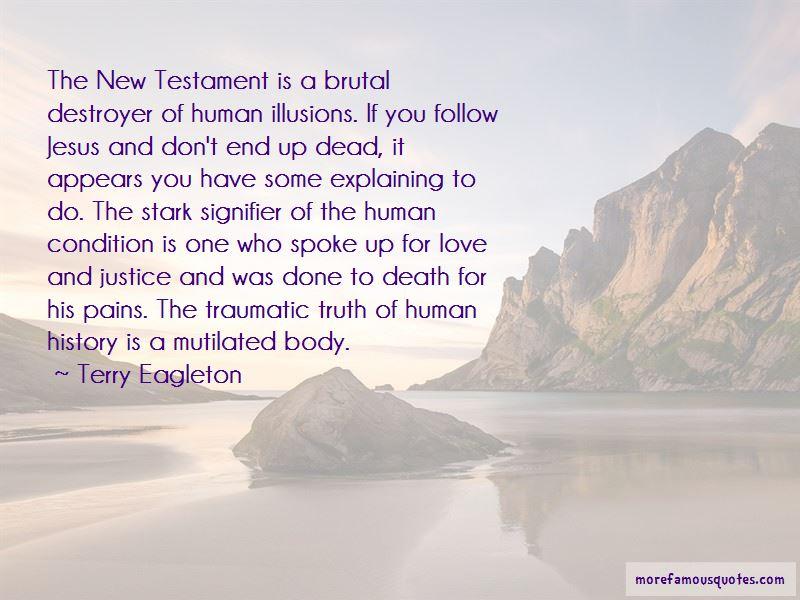 Quotes About Explaining Death