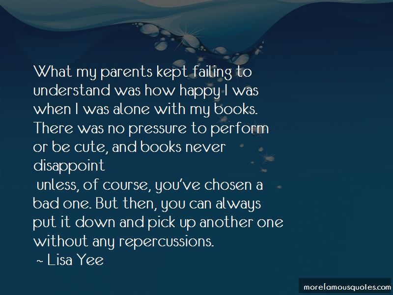 Quotes About Failing To Understand