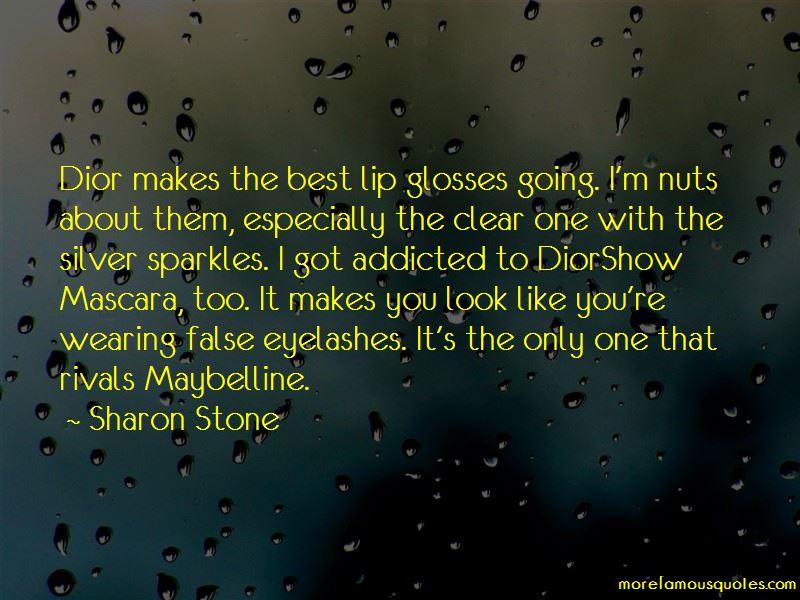 False Eyelashes Quotes Pictures 3