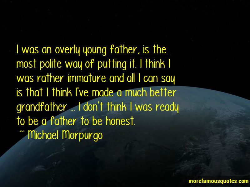 Quotes About Father To Be