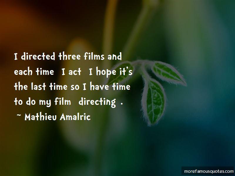Film Directing Quotes Pictures 4