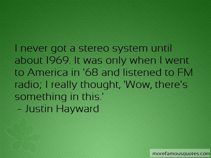 Quotes About Fm Radio