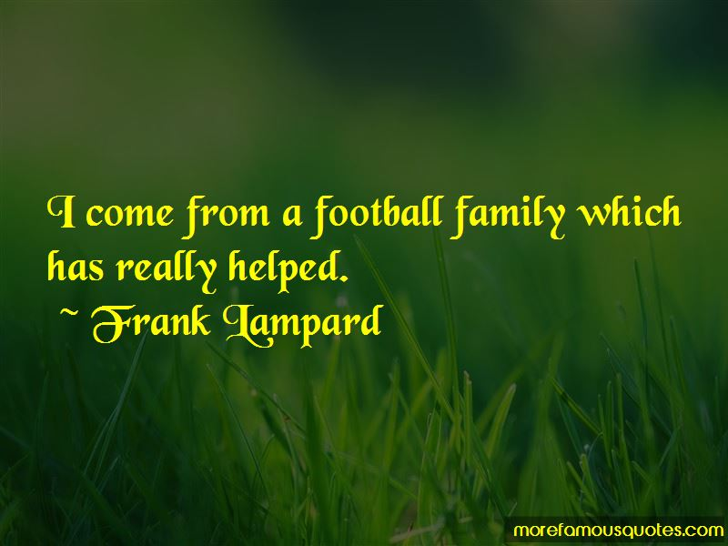 Quotes About Football And Family