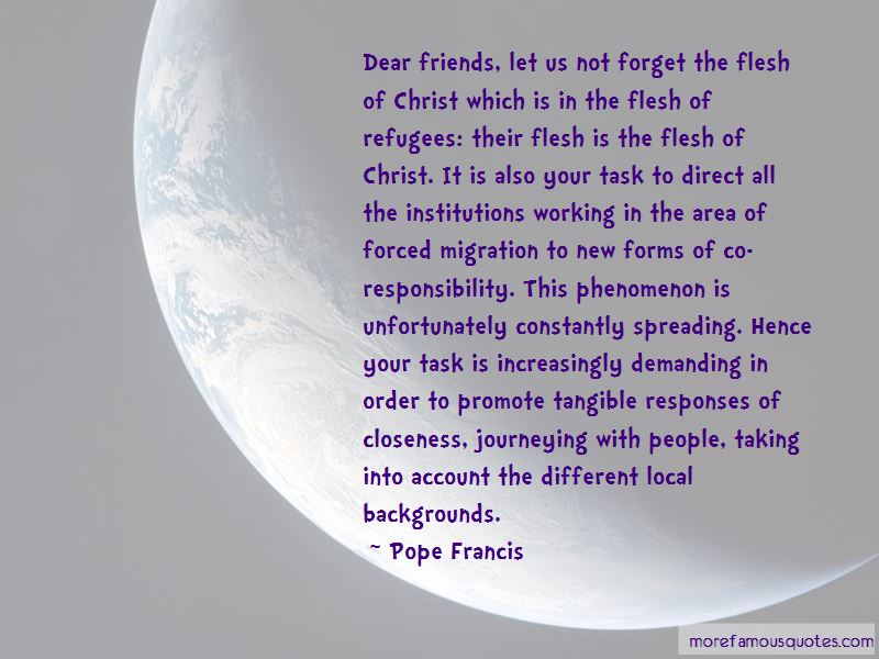 Quotes About Forced Migration