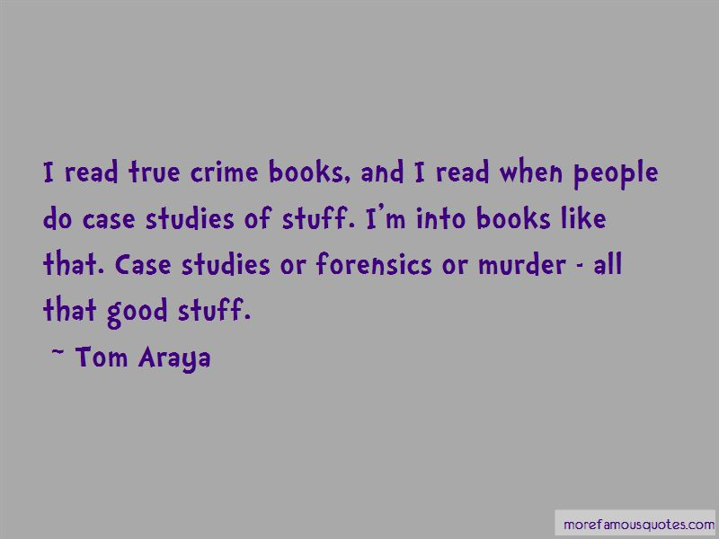 Quotes About Forensics