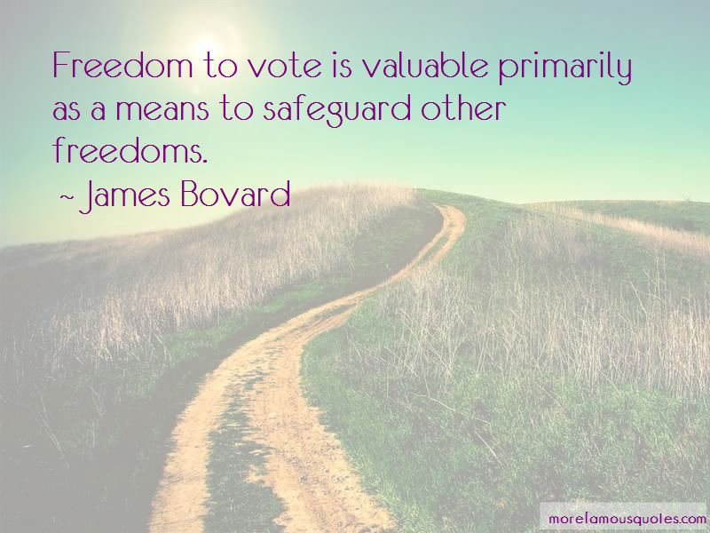 Freedom To Vote Quotes Pictures 3