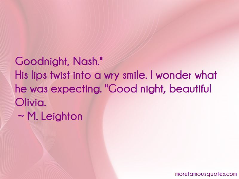 Quotes About Good Night Beautiful