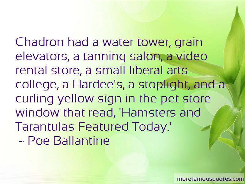 Quotes About Grain Elevators