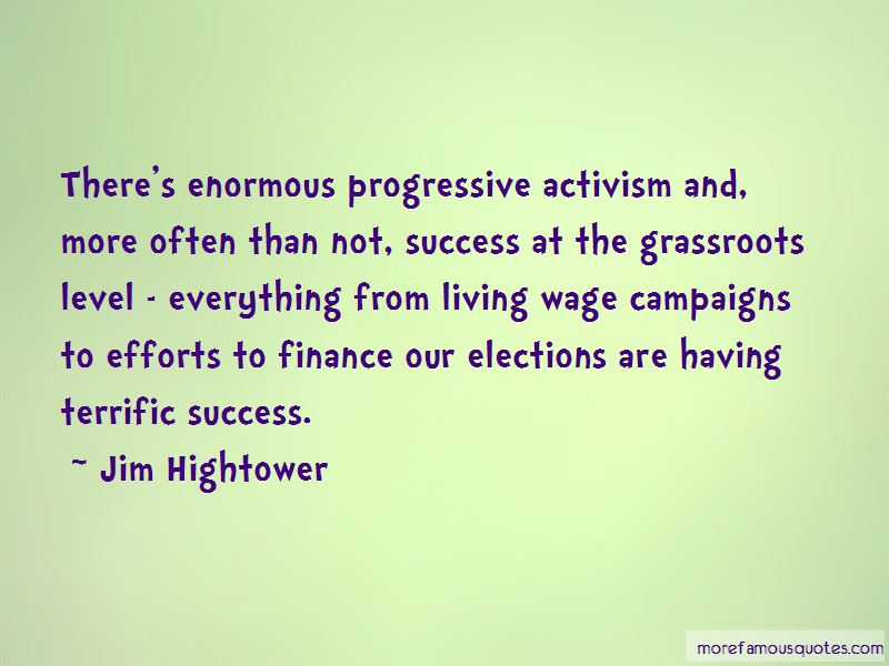 Grassroots Activism Quotes Pictures 3