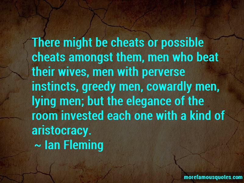 Quotes About Greedy Wives