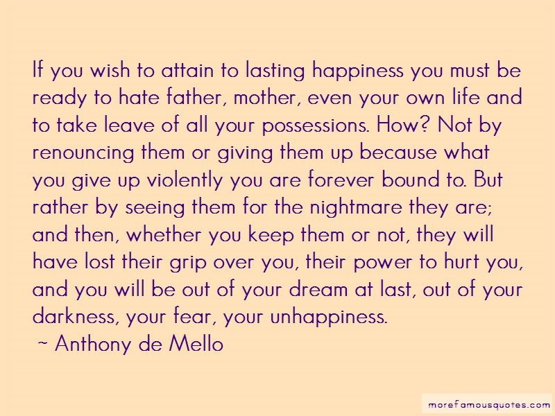 Quotes About Happiness Not Lasting Forever
