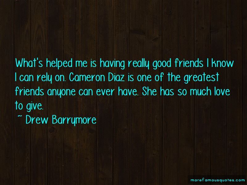 Quotes About Having The Greatest Friends