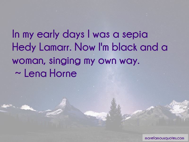 Quotes About Hedy Lamarr