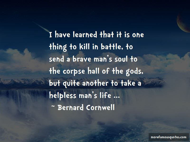 Quotes About I Have Learned
