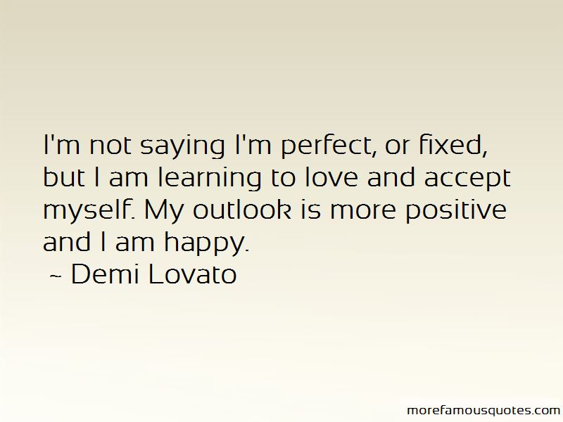 I'm Perfect Quotes Pictures 2