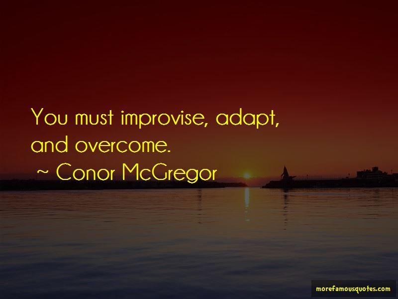 Improvise Quotes Pictures 2