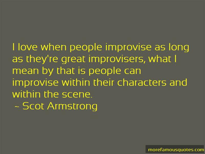 Improvise Quotes Pictures 4