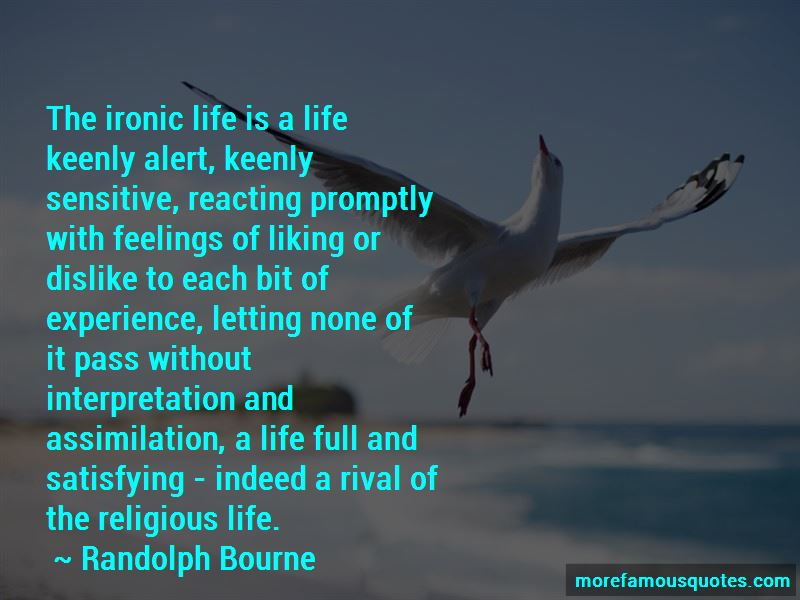 Quotes About Ironic Life