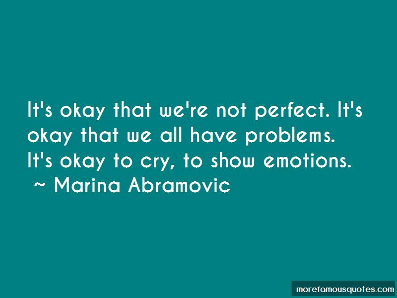 Quotes About It's Okay To Cry