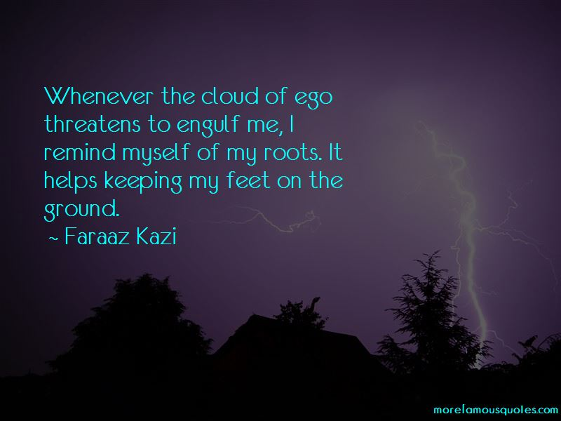 Keeping Feet On The Ground Quotes Pictures 4