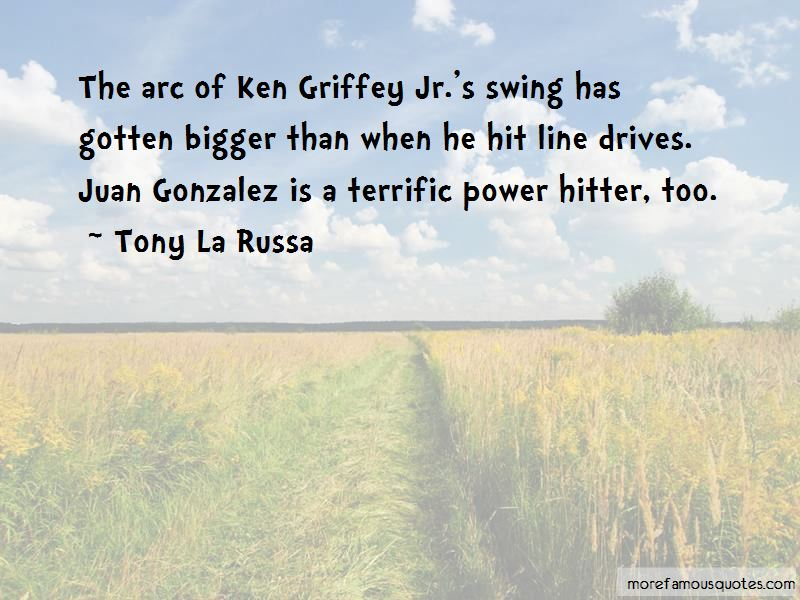 Quotes About Ken Griffey Jr