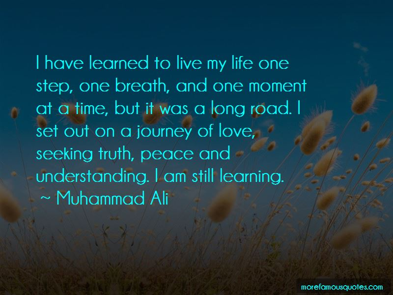 Quotes About Learning To Live Life