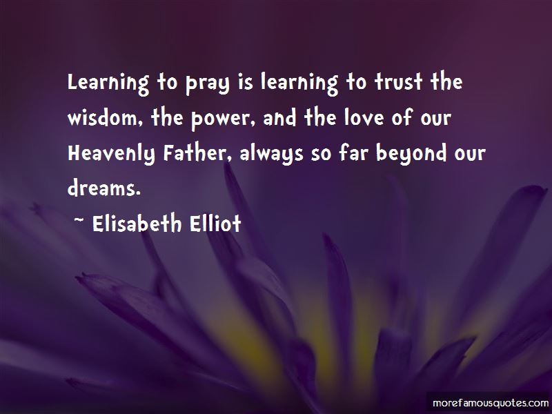 Learning To Trust And Love Quotes Pictures 3