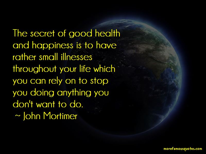 Life And Good Health Quotes Pictures 4