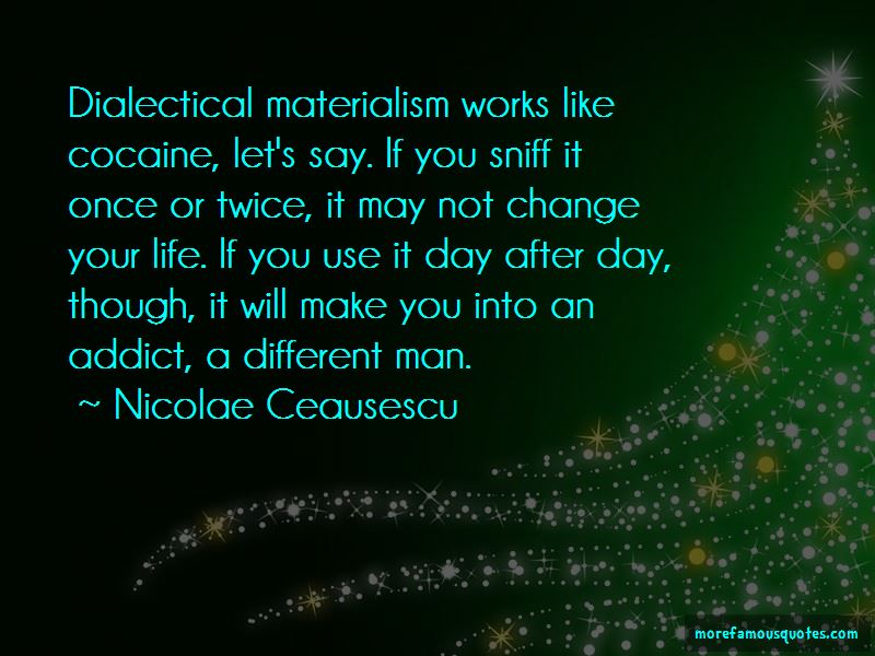 Quotes About Life And Materialism