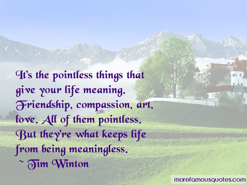 Life Meaning Quotes Pictures 2
