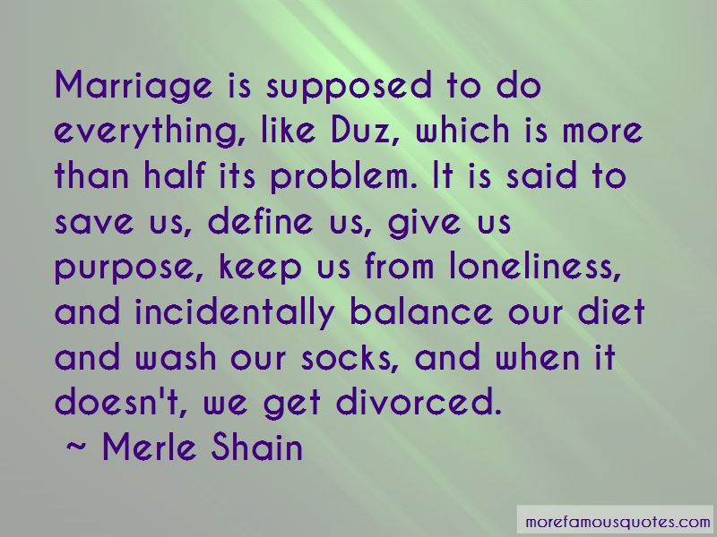 Quotes About Loneliness In Marriage