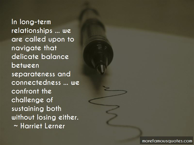 Quotes About Long Term Relationships