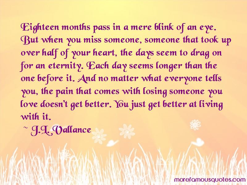 Quotes About Losing Your Better Half