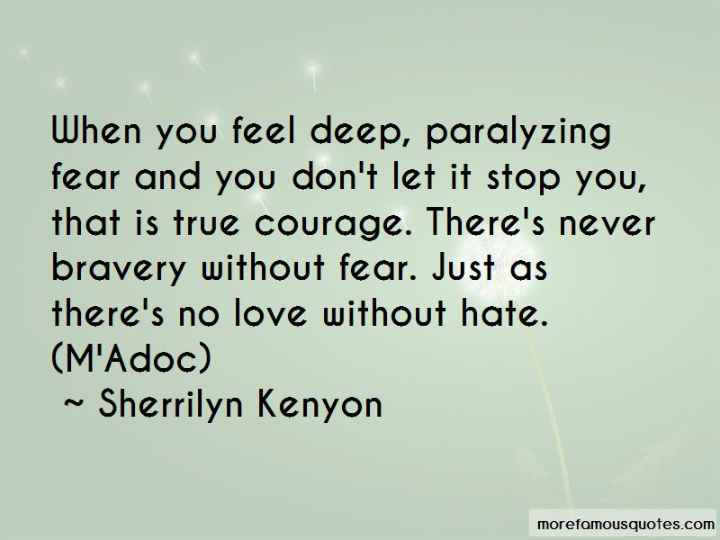 Love And Bravery Quotes Pictures 3