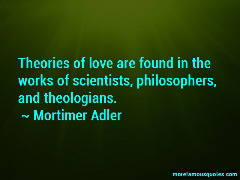 Love By Scientists Quotes Pictures 3