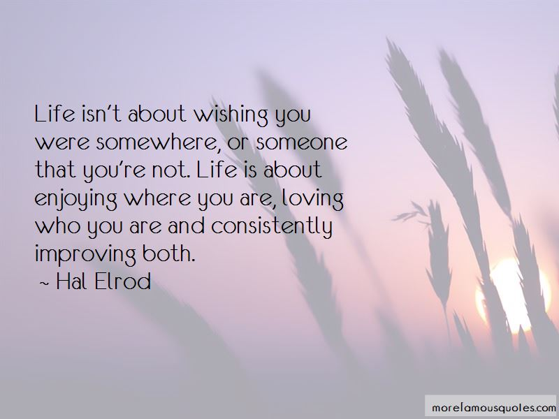 Loving Who You Are Quotes Pictures 4
