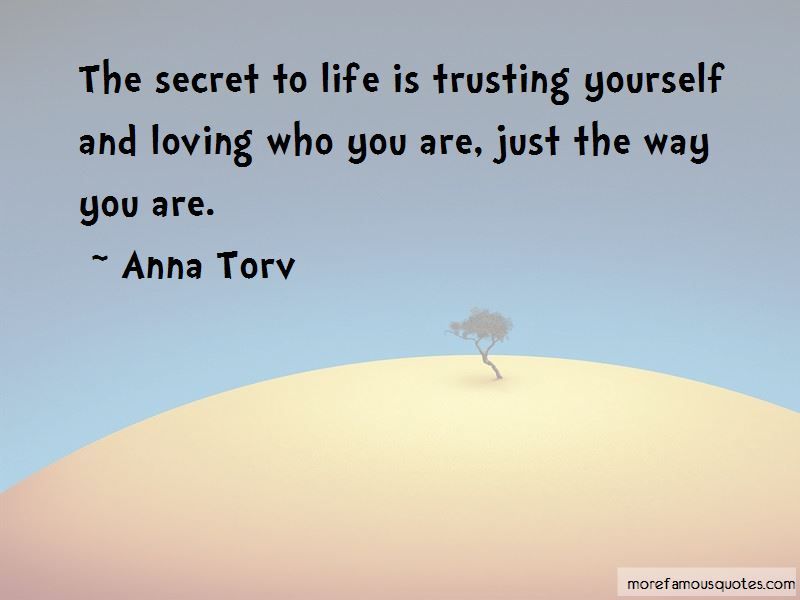 Quotes About Loving Who You Are