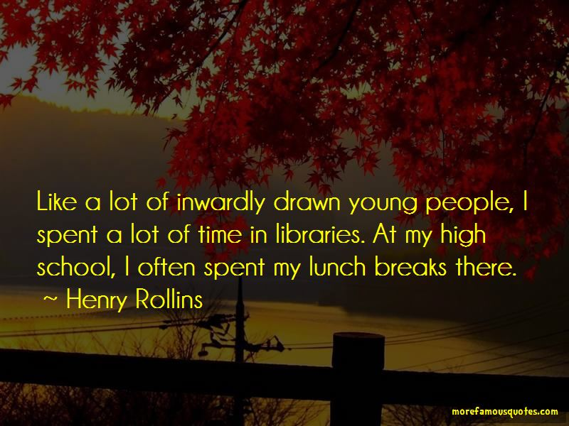 Lunch Breaks Quotes Pictures 3