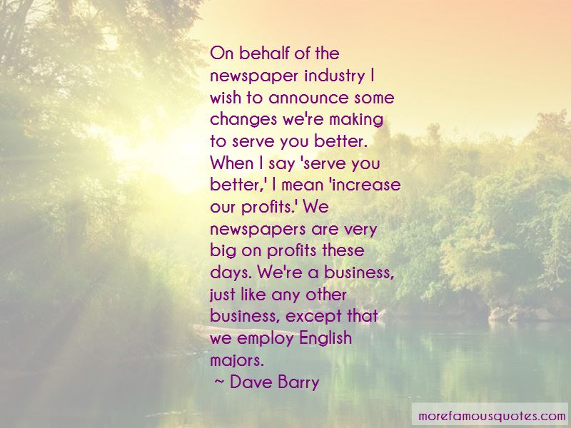 Quotes About Making Changes In Business