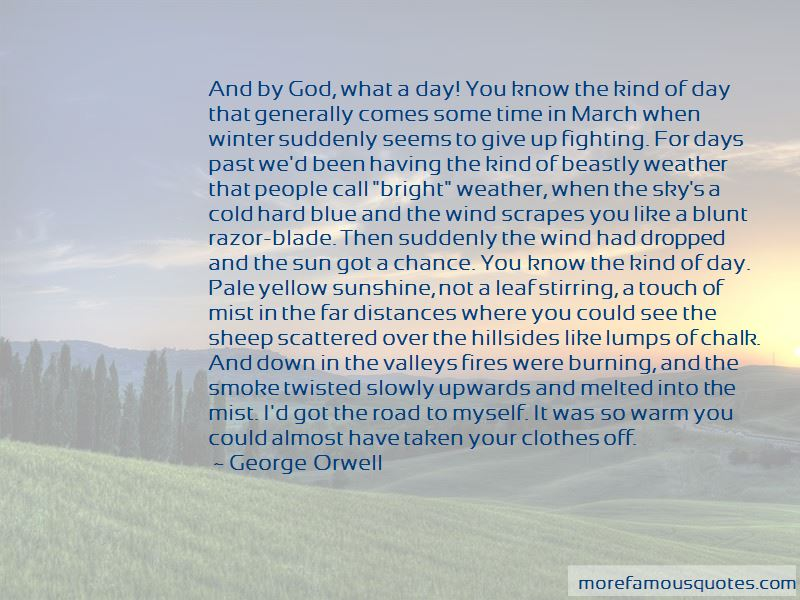 March Weather Quotes Pictures 4